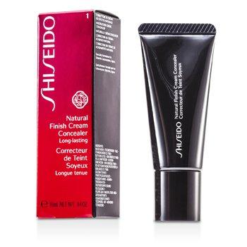 ชิเซโด้ ครีมคอนซีลเลอร์ Natural Finish Cream Concealer- #1 Light Clair  10ml/0.44oz