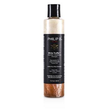 Philip B Champ� Hidratante, Trufas Blancas Ultra-Enriquecido ( Para Pelo con Tinte o Qu�micamente Tratado )  220ml/7.4oz