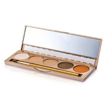 Jane Iredale Paletka očních stínů pro nahé líčení Perfectly Nude Eye Shadow Kit  9g/0.32oz