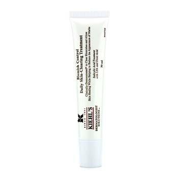 Kiehl's Dermatologist Solutions Control Diario Impurezas Acné en la piel - Tratamiento Clarificante  30ml/1oz