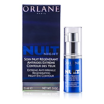 Orlane Extreme Anti-Wrinkle Regenerating Night Eye Contour  15ml/0.5oz