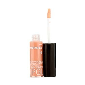 Korres Cherry Lip Gloss - #11 Light Pink  6ml/0.2oz