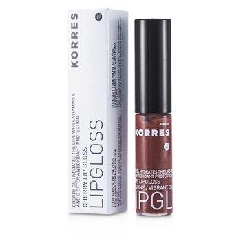 Korres Cherry Lip Gloss - #33 Nude  6ml/0.2oz