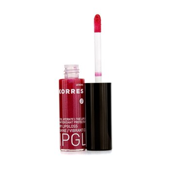 Korres Cherry Lip Gloss - #54 Fuchsia  6ml/0.2oz