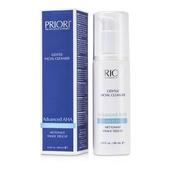 Priori Advanced AHA gyengéd arctisztító  180ml/6oz