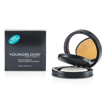Youngblood Mineral Radiance Base de Maquillaje Crema Polvos - # Toffee  7g/0.25oz