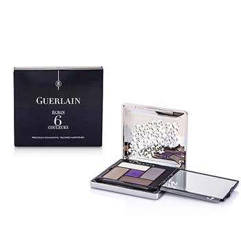 Guerlain Ecrin 6 Couleurs Eyeshadow Palette - # 68 Champs Elysees  7.3g/0.25oz