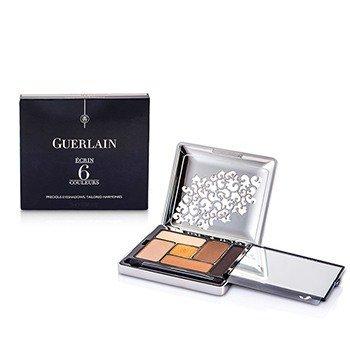 Guerlain Ecrin 6 Couleurs Eyeshadow Palette - # 10 Rue Des Francs Bourgeois  7.3g/0.25oz