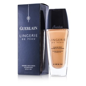 Guerlain Lingerie de Peau Invisible Skin Fusion Base de Maquillaje SPF 20 PA+ - # 13 Rose Naturel  30ml/1oz