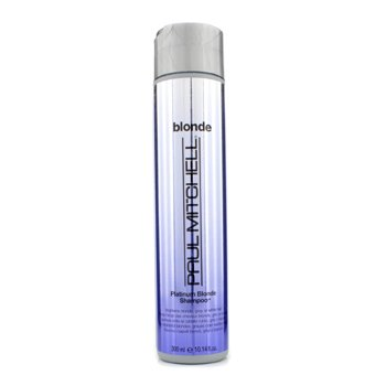 Paul Mitchell Platinum Blonde Champú ( Cabello Rubio Claro, Gris o Blanco )    300ml/10.14oz