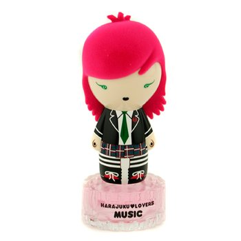Harajuku Lovers Wicked Style Music Eau De Toilette Spray  30ml/1oz
