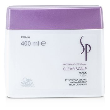 Wella SP Clear Scalp Mask  400ml/13.33oz