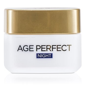 L'Oreal Dermo-Expertise Age Perfect Reinforcing Rich Crema Noche  50ml/1.7oz