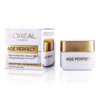 L'Oreal Creme Dermo-Expertise Age Perfect Reinforcing Rehydrating Day  ( p/ pele madura )  50ml/1.7oz