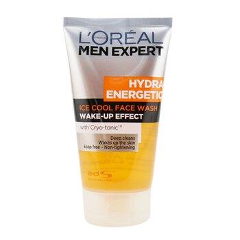 L'Oreal Men Expert Hydra Gel Spumă de Curățare Energizantă  150ml/5oz