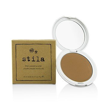 Stila Sheer Pressed Powder - # 09 Cocoa  9g/0.31oz