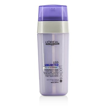 L'Oreal Professionnel Expert Serie - Liss Unlimited SOS up to 4 days Smoothing Suero Doble (Para Cabellos Rebeldes)  30ml/1.02oz