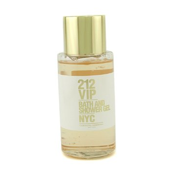 Carolina Herrera 212 VIP Bade- & Dusjgele  200ml/6.75oz