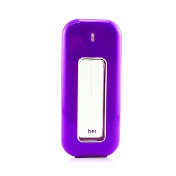 French Connection UK Fcuk 3 Her Eau De Toilette Spray  100ml/3.4oz