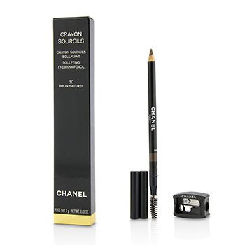 Chanel Crayon Sourcils Sculpting Eyebrow Pencil - # 30 Brun Naturel  1g/0.03oz
