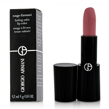 Giorgio Armani Rouge d'Armani Lasting Satin Lip Color - # 512 Pink  4g/0.14oz