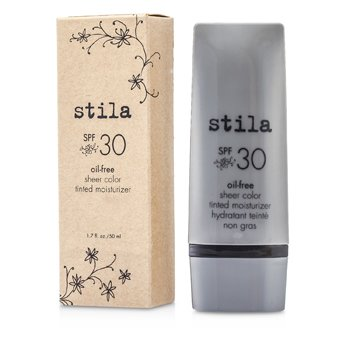 Stila Sheer Color Tinted Moisturizer SPF30 - # Tan (Dark 01)  50ml/1.7oz
