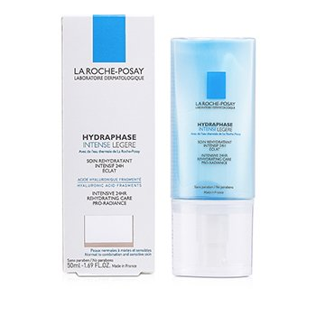 La Roche Posay Hydraphase Intense Legere Intensive Rehydrating Care  50ml/1.69oz