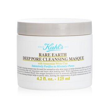 Kiehl's Rare Earth Deep Pore Cleansing Masque  142g/5oz