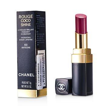 Chanel Rouge Coco Shine Hydrating Sheer Lipshine - # 60 Antigone  3g/0.1oz