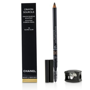 Chanel Crayon Sourcils Sculpting Eyebrow Pencil - # 10 Blond Clair  1g/0.03oz