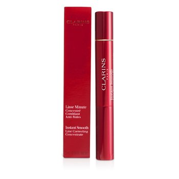 Clarins Lisse Minute Instant Smooth Line Corrector Concentrado Antiarrugas  3ml/0.09oz
