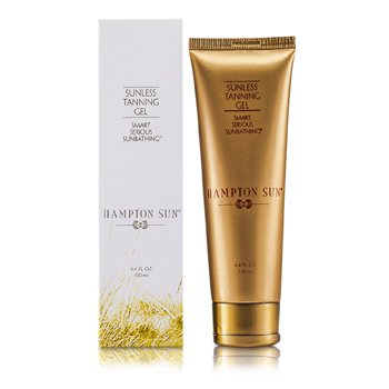 Hampton Sun Gel Sunless Tanning   130ml/4.4oz