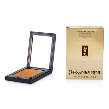 Yves Saint Laurent Terre Saharienne Bronzing Powder - #2 Copper Sand  10g/0.35oz