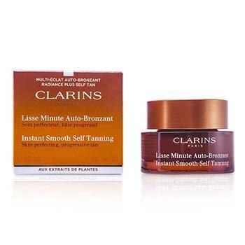 Clarins Lisse Minute Autobronzant Instant Smooth Self Tanning  30ml/1oz