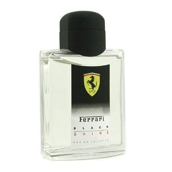 Ferrari Black Shine Eau De Toilette Spray  125ml/4.2oz