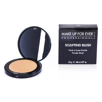 Make Up For Ever Pudrová tvářenka Sculpting Blush Powder Blush - č.18 ( Satin Light Peach )  5.5g/0.17oz