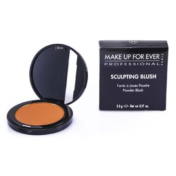 Make Up For Ever Sculpting Blush Powder Blush - #26 (Matte Sienna)  5.5g/0.17oz