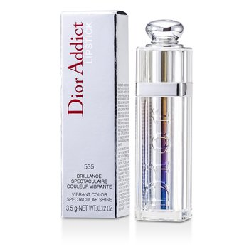 Christian Dior Dior Addict Be Iconic Vibrant Color Spectacular Shine Lipstick - No. 535 Tailleur Bar  3.5g/0.12oz