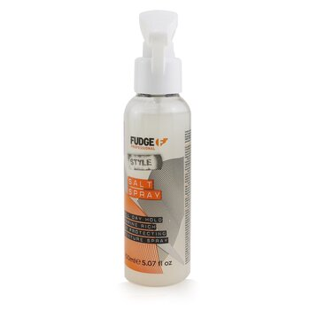 Fudge Salt Spray (Spray Textura Impulsada de Sal Agarre Medio)  150ml/5.07oz