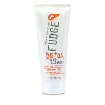 Fudge Detox Deep Cleanser  200ml/6.76oz