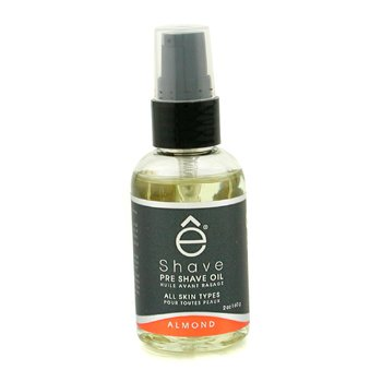 EShave Pre Shave Oil - Almond  60g/2oz
