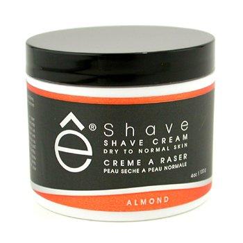 EShave Shave Cream - Almond  120g/4oz