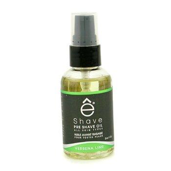 EShave Óleo pre barbear - Verbena Lime  60g/2oz