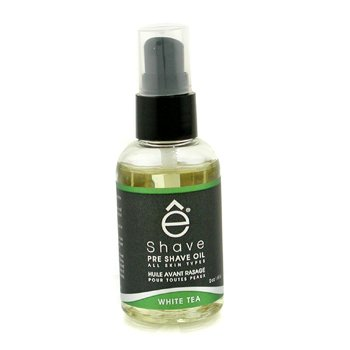 EShave Pre Shave Oil - White Tea  60g/2oz