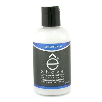 EShave After Shave Calmante- Libre de Fragancias  180g/6oz