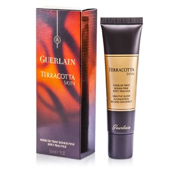 Guerlain Terracottahud Sunn Glød Foundation - # 01 Blondes  30ml/1oz