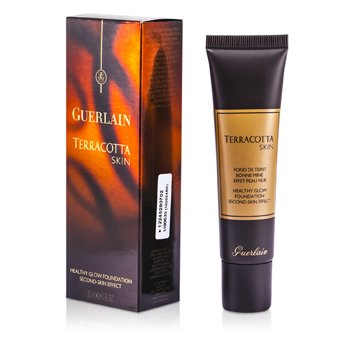 Guerlain Terracottahud Sunn Glød Foundation - # 02 Brunettes  30ml/1oz