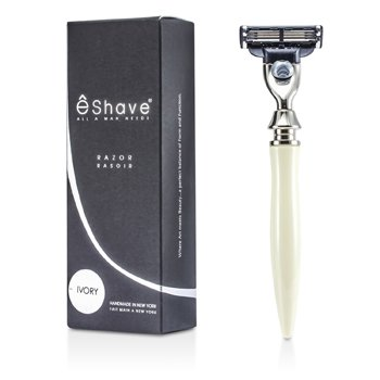EShave Barbeador 3 laminas - White  1pc