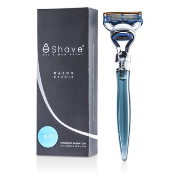EShave Barbeador 5 laminas - Blue  1pc