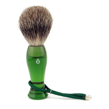 EShave Brocha Afeitado Fina - Green  1pc